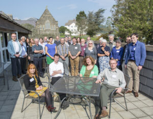 Cynhadledd, Caerfyddin; Conference, Carmarthen